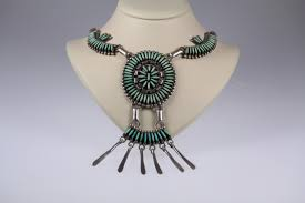 check out this vintage inspired american indian statement necklace from bellevue rare coins