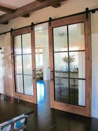 best 20 glass barn doors ideas on barn doors for with exterior glass barn doors