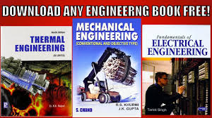 Mechanical Engineering Textbooks How To Download Any Engineering Book Pdf For Free Youtube