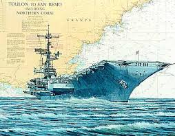 Us Navy Ships Chart Art Prints