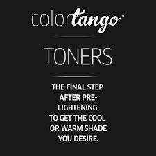 Color Tango Color Chart Wella Color Tango Toners Wella Professional