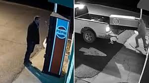 Vending Machine Robbery Delectable Two Men Caught On CCTV Stealing Entire Vending Machine After