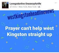 West kingston headline News Home Facebook