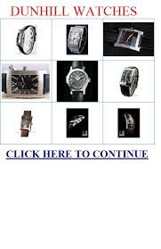 dunhill watches watches dunhill watches chronograph mens watch dunhill watches