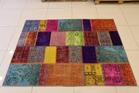 Patchwork Carpet, Vintage Carpet, Colorful Rug, Decorative Rug, floor rug ,kilim