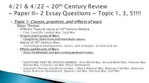 causes of civil war essay to what extent was slavery the cause of  topic causes practices and effects of wars major themes ppt 1 4 21