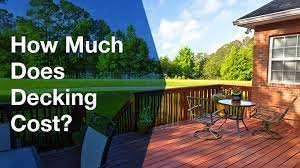 cost of building a deck