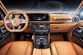 The chances are that if you want something specific on it, brabus has you covered. Brabus Mercedes G Wagon Interior Page 1 Line 17qq Com