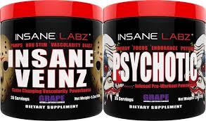 insane labz bundle pack a1supplements hemovex pre workout supplementfacts evo watermelon