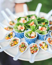 Wedding Food Tables 25 Unexpected Wedding Food Ideas Your Guests Will Love Martha