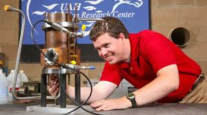 Solid Fuel Rocket Engine Design Students Research Could Hasten The Dawn Of Hybrid Rocket
