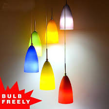 frosted glass pendant light small clear and frosted glass shade