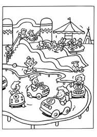 Carnivals For Kids Coloring Page Carnival Img 6514 Ccw Vbs