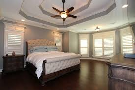 Nice Double Tray Ceiling Master Bedroom