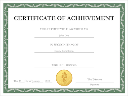 certificate of recognition templates certificates tips for creating custom certificates