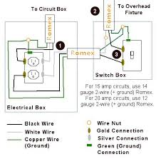 wiring a light switch and outlet diagram wiring diagram wiring diagrams for household light switches do it yourself help