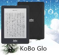 Máy Đọc Sách Kobo Glo/Máy Đọc Sách Kobo Glo HD N613 E Mực 6 Inch 1024X768  2GB Trước Ánh Sáng wiFi E Người Đọc Đọc Ebook E Mực E Đầu Đọc Sách
