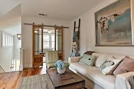 ave g transitional living room austin