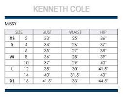 Kenneth Cole Shoe Size Chart Www Bedowntowndaytona Com