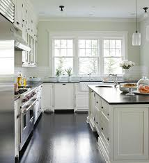kitchens with white cabinets and green walls. Exellent Cabinets White Kitchen Cabinet Paint Colors With Kitchens Cabinets And Green Walls T