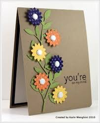 The 25 Best Birthday Card Design Ideas On Pinterest  Ideas For Card Making Ideas Designs
