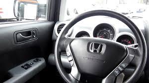 2006 Honda Element EX-P, orange - Stock# M1401651 - Interior - YouTube
