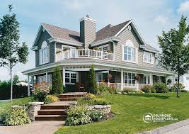 Lake Front House Plans  Waterfront Home DesignsLake Front Home Plans