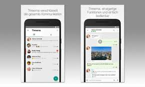 Threema Messenger App Connect