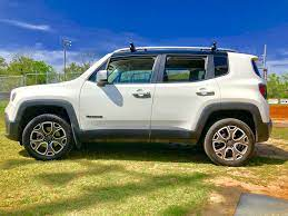 Jeep Renegade Limited Lift Kit Roof Rack Jeep Renegade Jeep Roof Rack