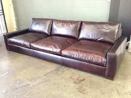 baja leather sectional extra deep leather sofa leather extra deep with perfect sofa with deep seat