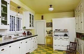 yellow and green vinyl tile flooring