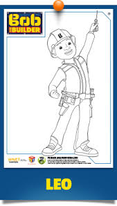 Small Picture Coloring Pages Bob The Builder PBS Kids