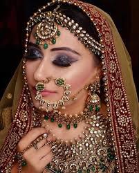 bridal eye makeup stani