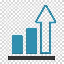 Icon Bar Chart Up Arrow Illustration Computer Icons Bar Chart Arrow
