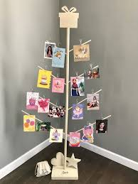 Free Standing Christmas Card Holder Display Christmas Card Tree Christmas Card Display Holder Holiday Card 57