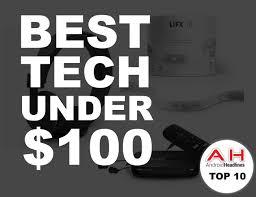 best tech gadgets under 100 june 2017