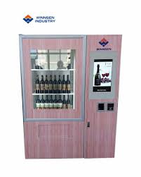 Outdoor Vending Machines Near Me Interesting China 48 High Quality Outdoor Snack Bottle Vending Machine With