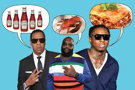 Top Rap Lyrics The 50 Best Food Related Hip Hop Lyrics