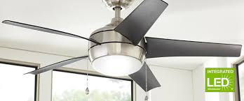 integrated led ceiling fans