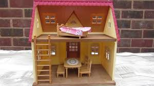 Sylvanian Families Bedroom Furniture Set Sylvanian Families Squirrels Visit Miss Rabbits Cottage Youtube