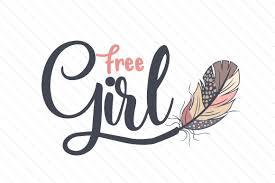 Free Girl Svg Cut File By Creative Fabrica Crafts Creative Fabrica