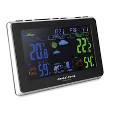 weather station in outdoor