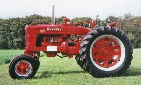 sterling man wins tractor restoration with complete overhaul of a wide front farmall m