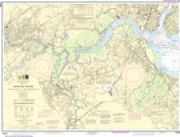 Oceangrafix Noaa Nautical Chart 12332 Raritan River
