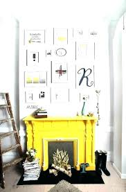 faux fireplace ideas fake decorating mantel diy m faux fireplace ideas