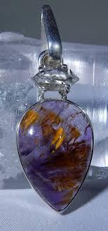 super 7 with herkimer diamond pendant