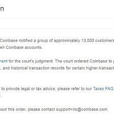 After announcing its plans to launch an index fund for what are your views on coinbase's new tax calculator tool? Irs Wants To Tax Your Bitcoin Gains Orders Coinbase To Hand Over User Data