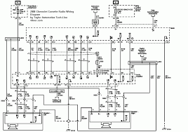 chevy car stereo wiring diagram chevy wiring diagrams