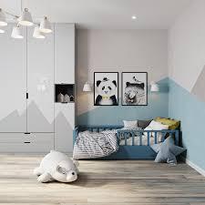 60+ mẫu thiết kế phòng ngủ bé trai theo độ tuổi đẹp, hiện đại