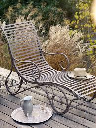 metal outdoor furniture uk. french inspired elegant metal lounger new. online store. www.coxandcox.co. garden furniturebackyard outdoor furniture uk
